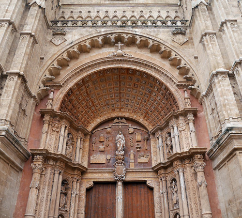 Palma cathedral Majorca guide