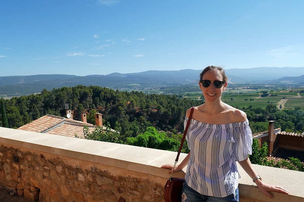 Roussillon-Provence-views