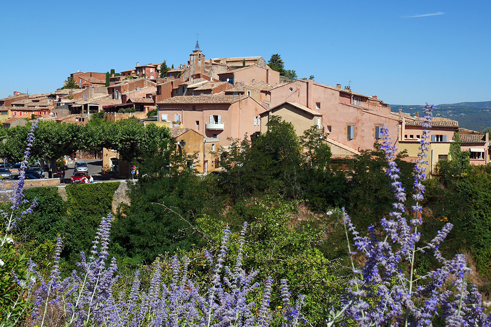 Roussillon,-Provence's-villages