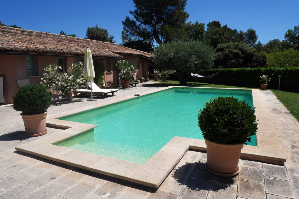 Pool-at-La-Badelle-Provence