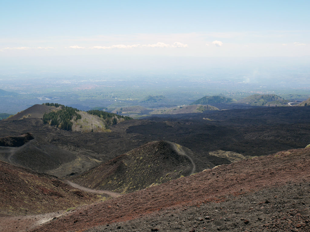 Mount Etna day trip, Sicily